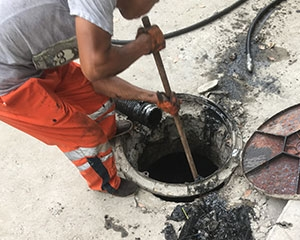 非开挖管道修复